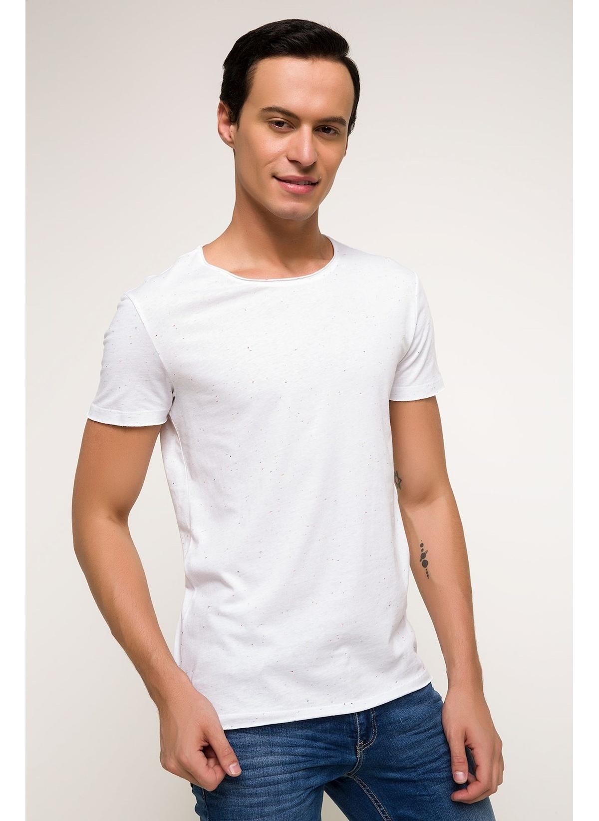 Defacto Tişört H0018az18smwt34t-shirt – 19.99 TL